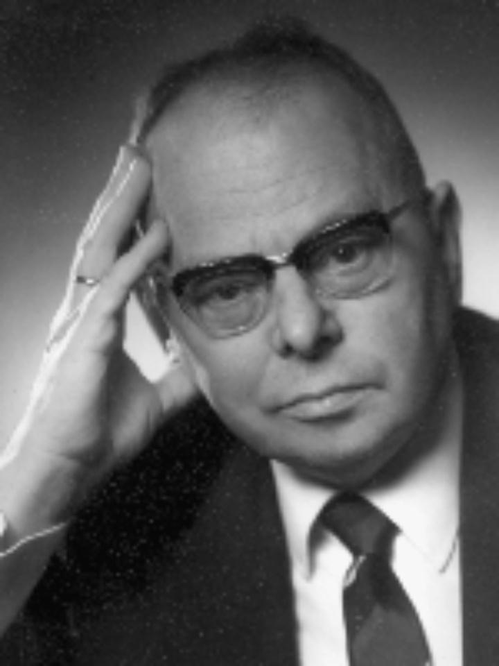 Wilhelm Bader (1900 - 1984)